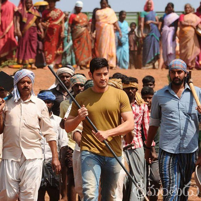 5 Years For Superstar Blockbuster Srimanthudu