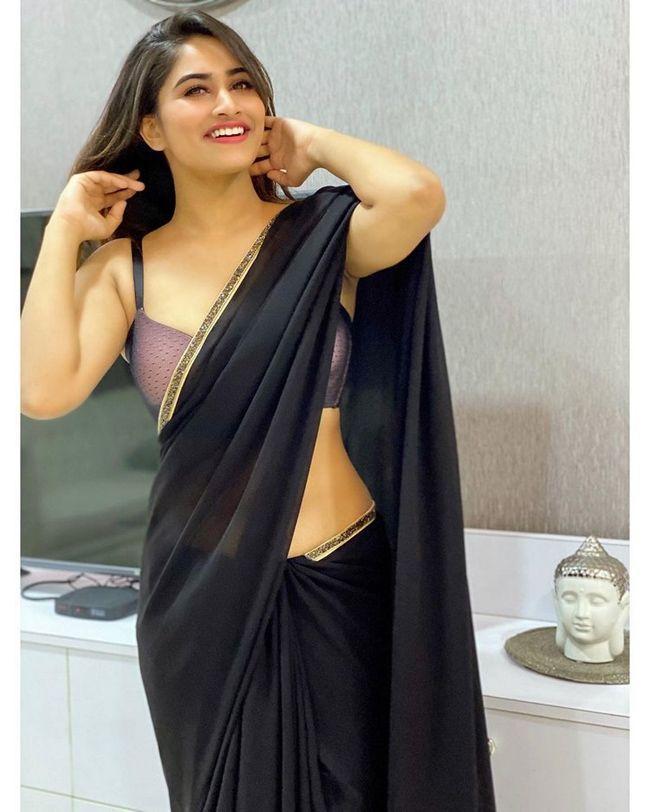 Shivani Narayanan Beauty Clicks
