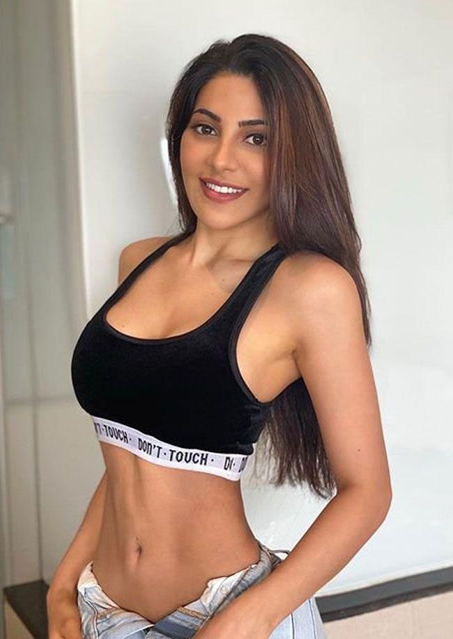 Nikki Tamboli Latest Pics