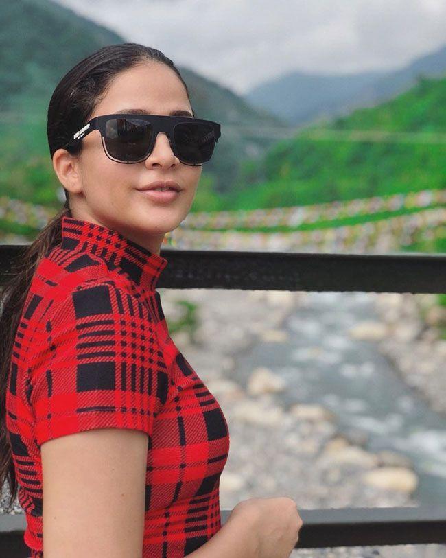 Lavanya Tripathi Instagram Images