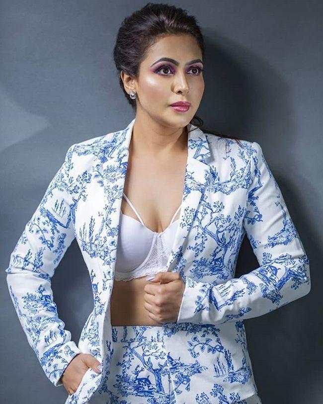 Nandini Rai Ravishing Stills
