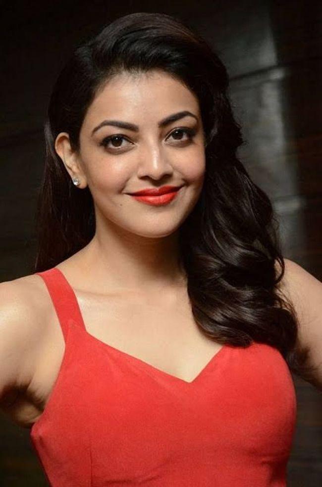 Kajal Aggarwal Beauty Clicks