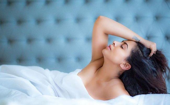 Nandini Rai Glam Poses