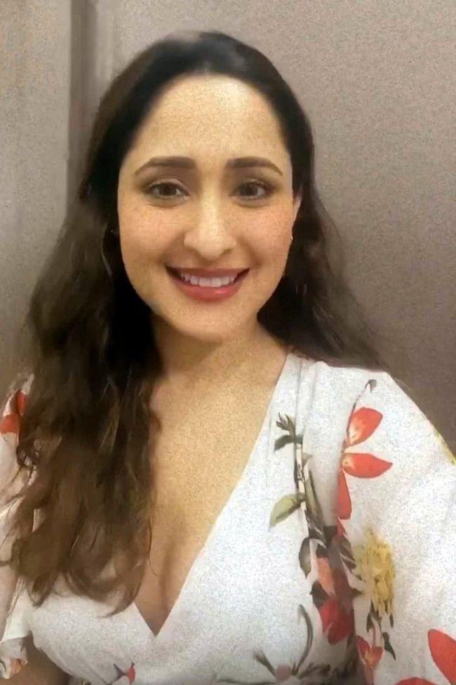 Pragya Jaiswal Joyful Looks