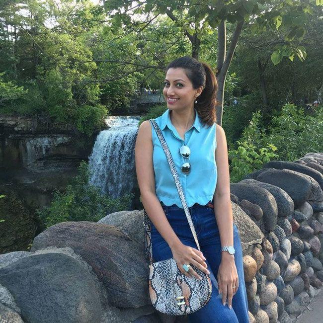 Hamsa Nandini Latest stills