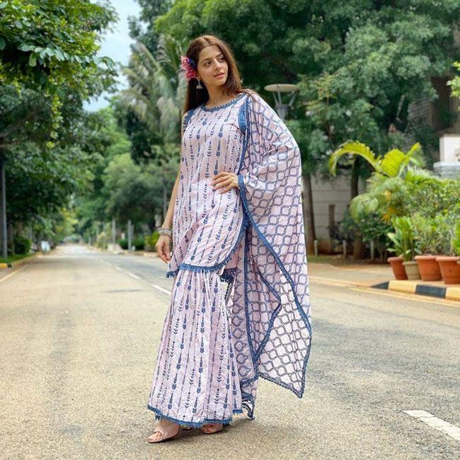 Vedhika Latest Pics