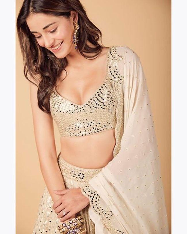 Ananya Panday Alluring Clicks