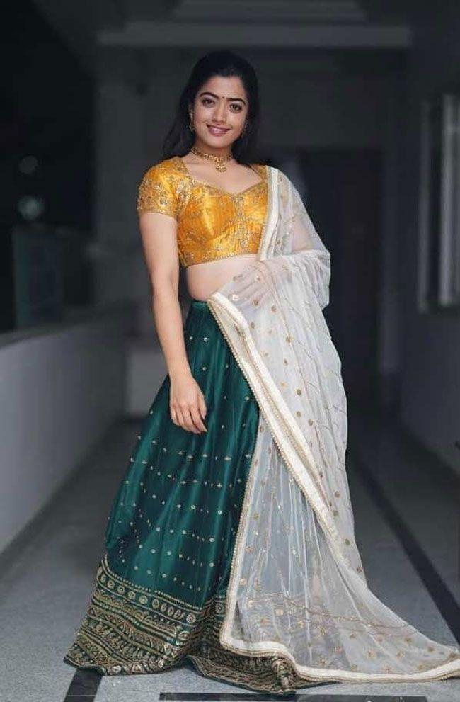 Rashmika Mandanna New Hd Gallery