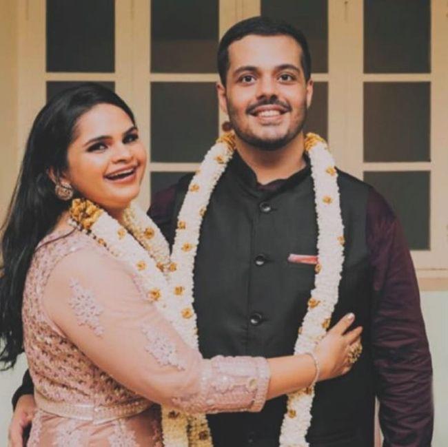 Vidyullekha Raman Engagement Clicks