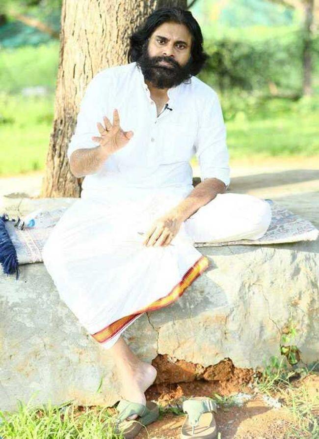 Pawan Kalyan Latest Photoshoot