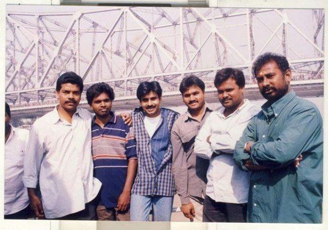 Unseen Pics Of Powerstar Pawan kalyan