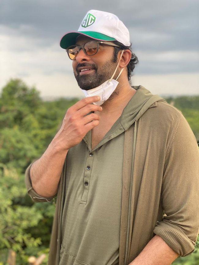Prabhas Adopted A Reserve Forest Block