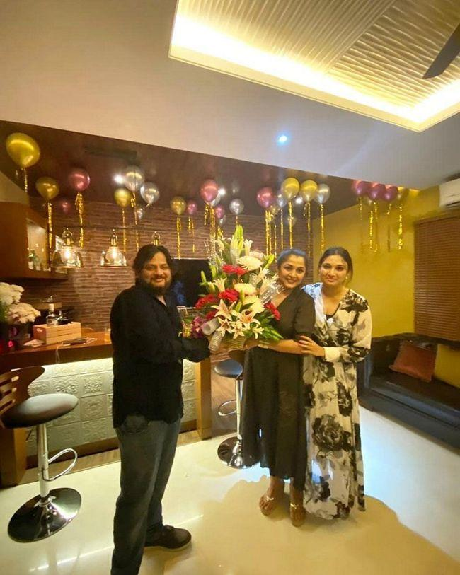Ramya Krishna 50th Birthday Celebrations