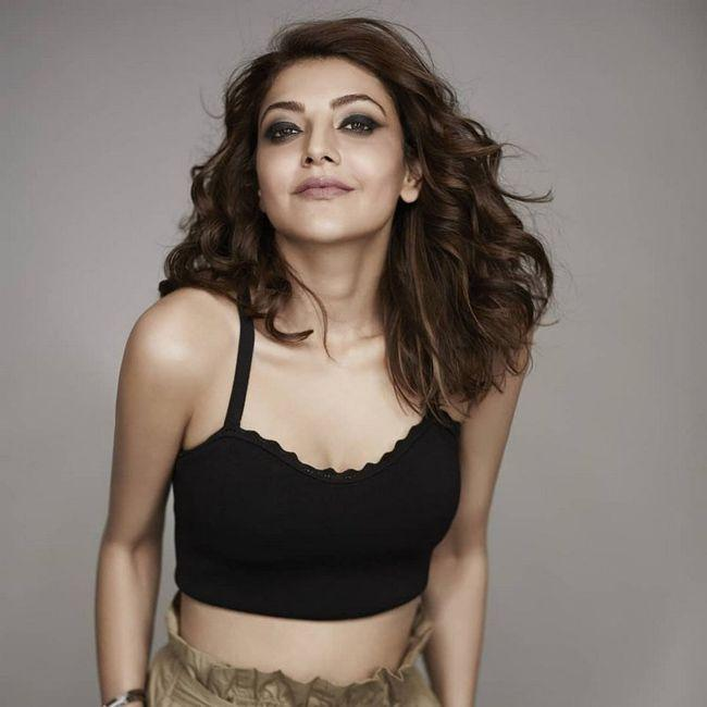 Kajal Aggarwal Sets Heart Racing