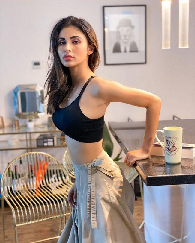 Mouni Roy Stunning Photoshoot
