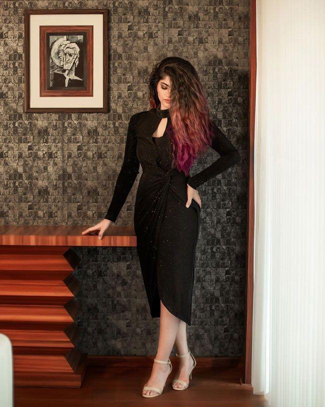 September 18th Actress Insta Photos