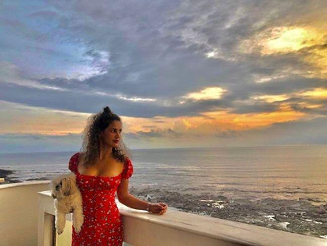 Aisha Sharma Latest Insta Pics