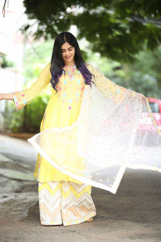 Adah Sharma Latest Photoshoot