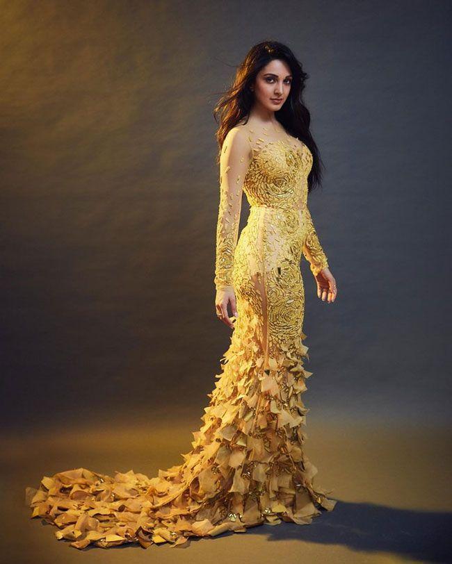 Kiara Advani Gorgeous Images
