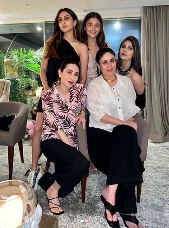 Kareena Kapoor 40th Birthday Celebrations