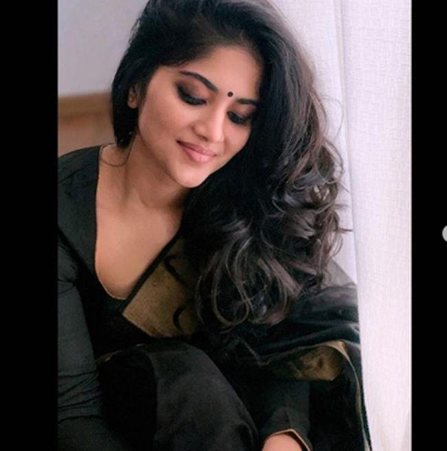 Megha Akash Latest Instagram Pictures