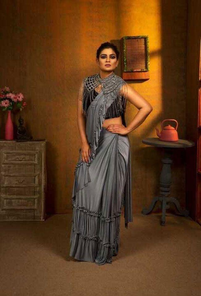 Maheswari Chanakyan Beautiful Clicks