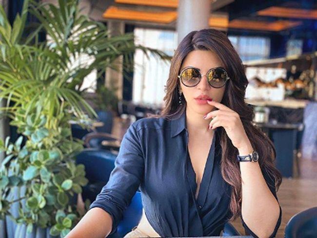 Shama Sikander Glam Poses