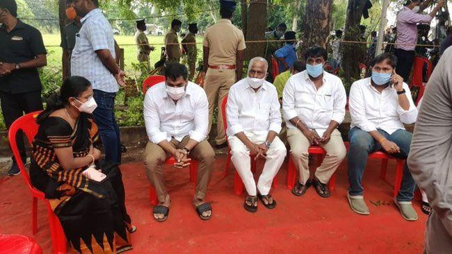 Celebrities Condolence To SP Balasubramanyam
