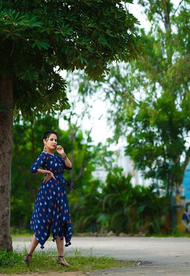 Anasuya Bharadwaj Latest Photoshoot