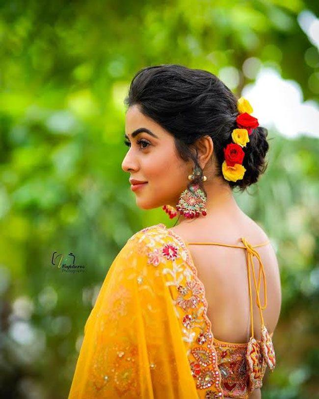 Poorna Beautiful Photoshoot Pics