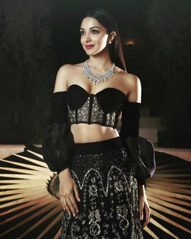 Kiara Advani Awesome Images