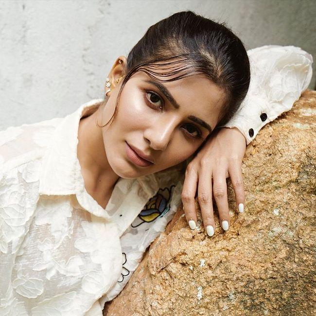 Samantha Akkineni Pics Goes Viral