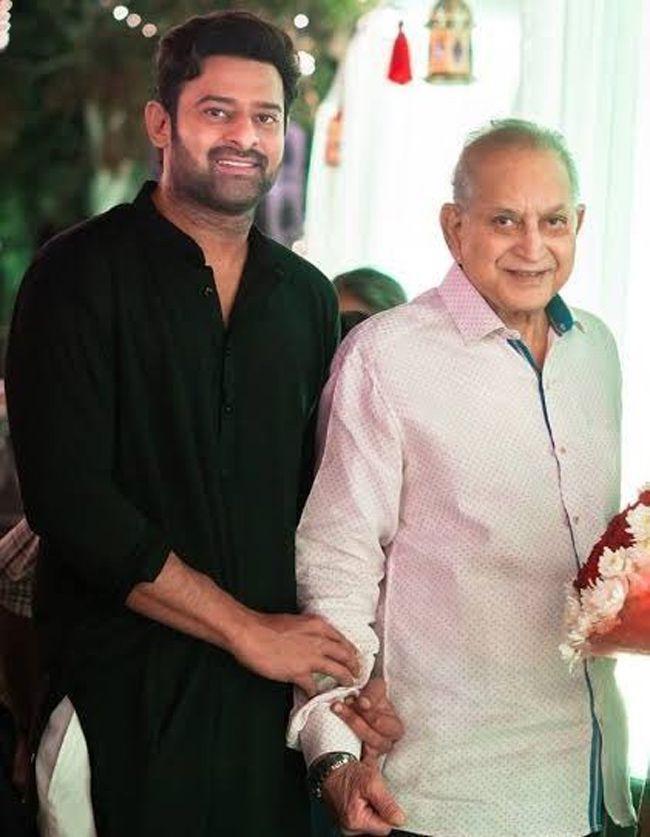 Prabhas Birthday Special Celebs With Prabhas