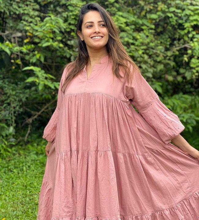 Anita Hassanandani Joyful Looks