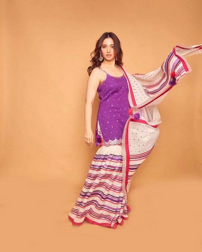 Tamannaah Bhatia Stylish And Glamorous