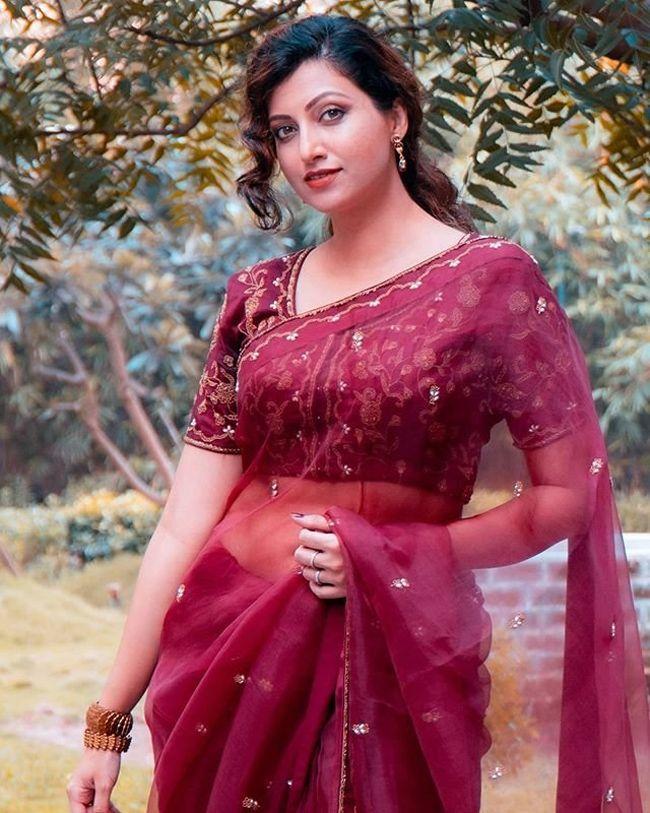 Hamsa Nandini Looking Pretty