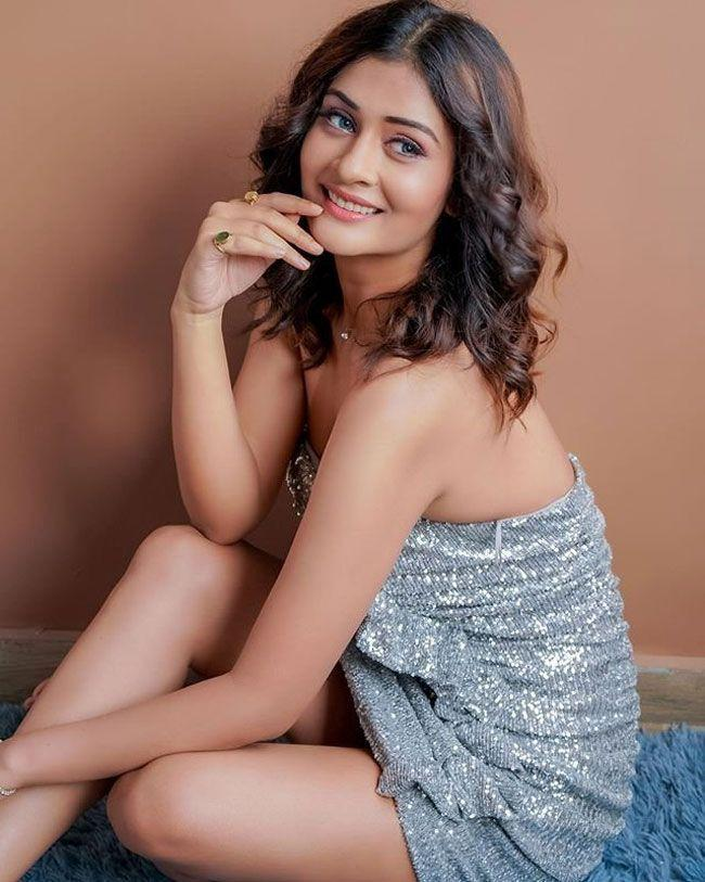 Payal Rajput Posting Fascinating Pics On Instagram
