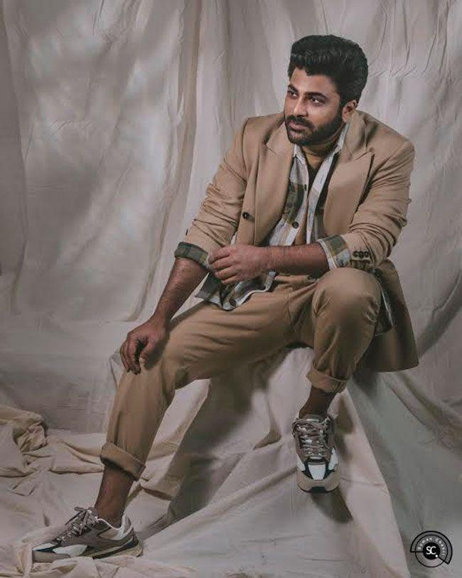 Most Desirable Hero Sharwanand Latest stills