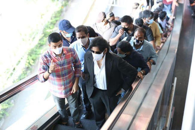 Pawankalyan Metro Journey