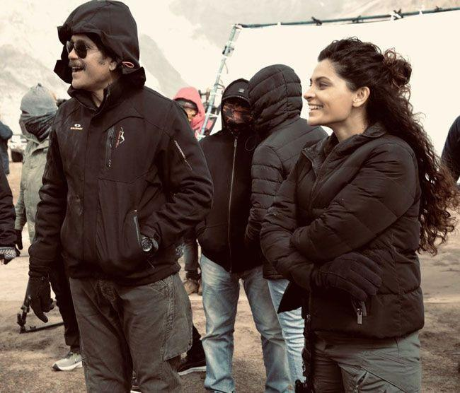 Nagarjuna wrapped up his work for WildDog with Himalayas schedule