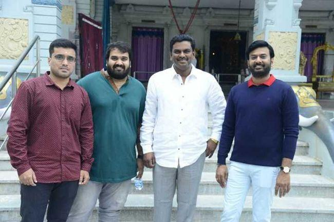 Kalyaan Dev Next Movie Launch