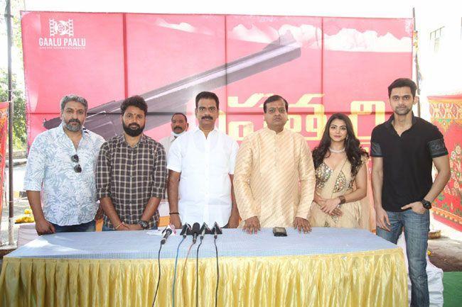 Prathyardhi Movie Opening