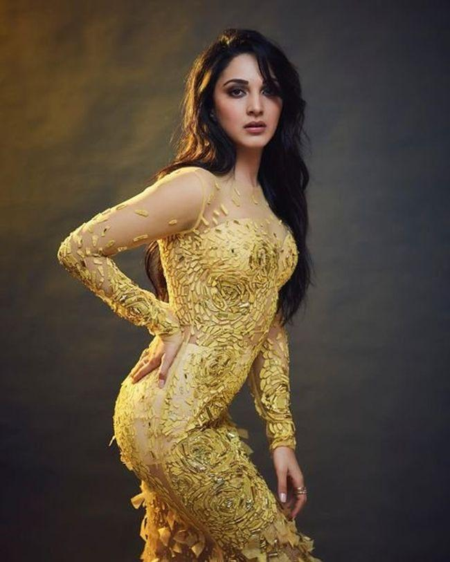 Kiara Advani Raises The Heart Beat