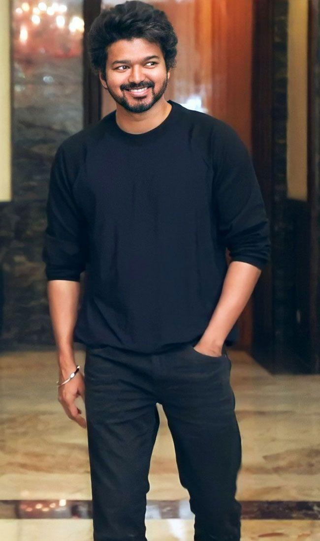 Actor Vijay Thalapathy Latest Pics