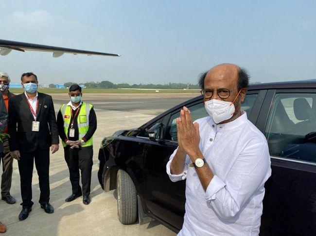Rajinikanth Latest Photos