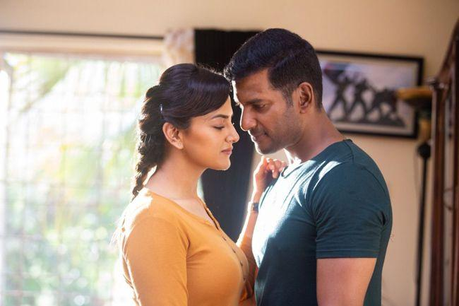 Vishal Chakra Movie Stills