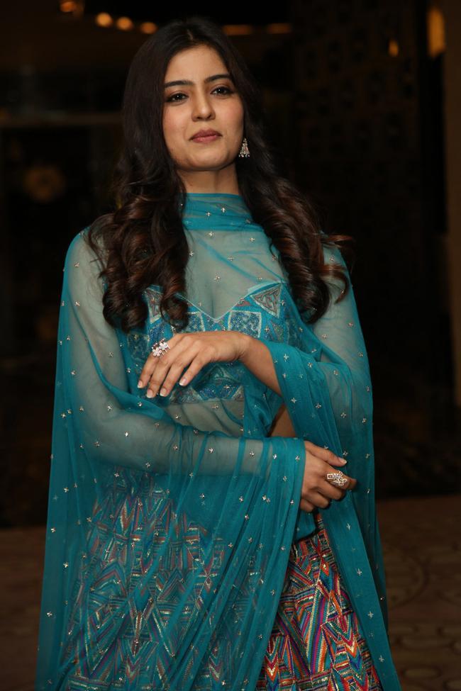 Amritha Aiyer New Photos