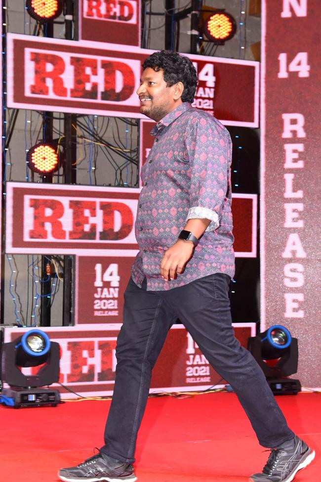 Red Pre Release Event Photos