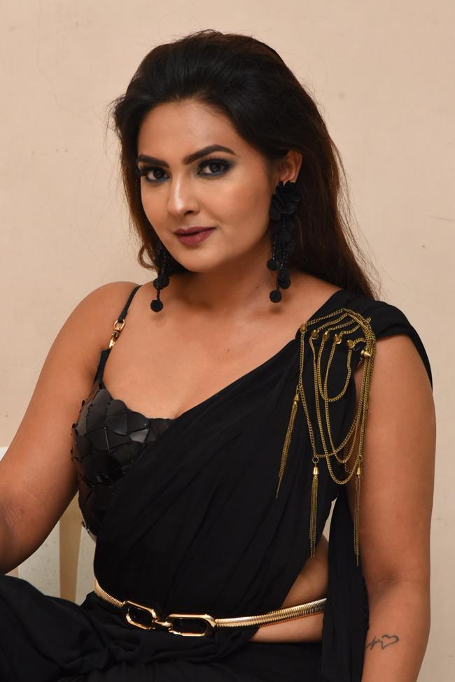 Neha Desh Pandey New Photos