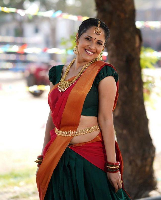 Anasuya Trendy Photoshoot